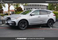new 2020 acura rdx sh awd with a spec package with navigation Acura Rdx Ground Clearance