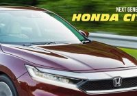new generation honda city launch date revealed Honda City Launch Date
