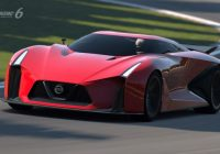new video screenshots of nissan concept 2020 in gt6 Nissan Concept Vision Gran Turismo