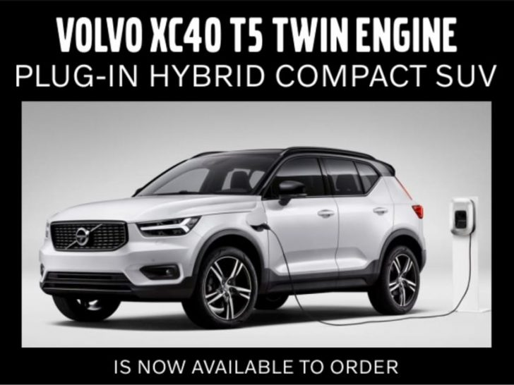 Permalink to Volvo Xc40 Plug In Hybrid