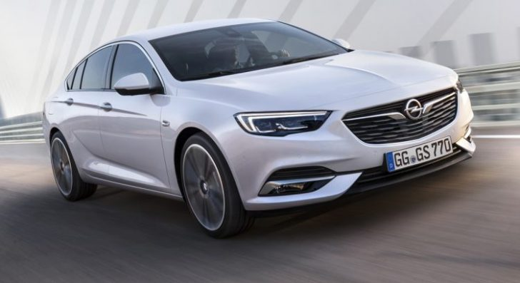 Permalink to Nouvelle Opel Insignia