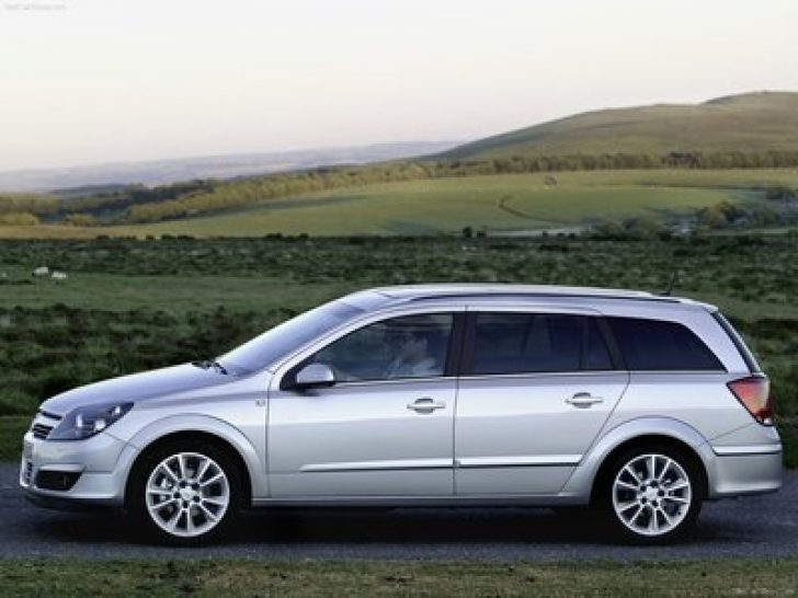 Permalink to Opel Astra Station Wagon