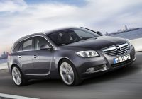 opel insignia sports tourer 2008 cartype Opel Insignia Station Wagon