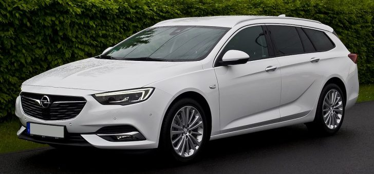 Permalink to Opel Insignia Sports Tourer