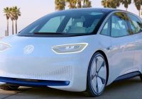 pre orders open 2019 for volkswagen id electric car the driven Volkswagen Electric Car