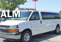 pre owned 2020 chevrolet express passenger lt rwd full size passenger van Chevrolet Passenger Van
