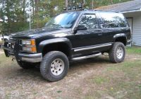 purchase used 92 black full size blazer no rust lifted 4×4 Chevrolet Full Size Blazer