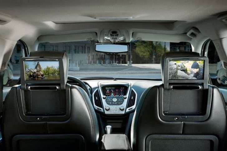 Permalink to Gmc Rear Entertainment System