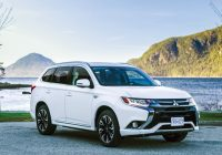 review mitsubishi outlander phev plugs in to an untapped Mitsubishi Plug In Hybrid