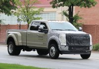spy shots changes coming to 2020 ford super duty trucks Ford Super Duty Changes
