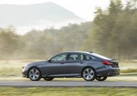 the 2020 honda accord 20t is in fact quicker than a 2020 Honda Accord Zero To 60