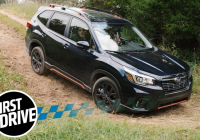 the 2019 subaru forester looks tougher and rides better but Subaru Forester Jalopnik