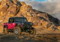 the 2020 jeep gladiator truck survived its first off road race Jeep Gladiator King Of The Hammers