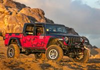 the 2020 jeep gladiator will take on king of the hammers Jeep Gladiator King Of The Hammers
