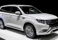 the 2020 mitsubishi outlander phev release date and price Mitsubishi Outlander Release Date