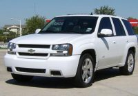 the chevy trailblazer ss suv was the best of chevys mid Chevrolet Trailblazer Ss