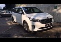 the kia grand carnival interior review Kia Grand Carnival Review