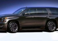 the new 2021 chevrolet tahoe is launching and heres Chevrolet Tahoe Release Date