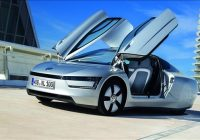 the volkswagen xl1 plug in hybrid car hybrid cars Volkswagen Hybrid Cars