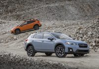 top 25 ground clearance crossovers suvs 2020 report Subaru Ground Clearance