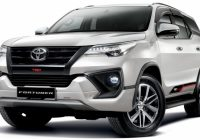 toyota fortuner updated now on sale new 24 vrz 4×2 and Toyota Fortuner New Model