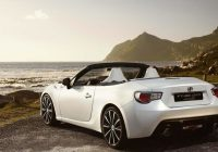 toyota gt 86 convertible news and reviews motor1 Toyota Gt86 Convertible