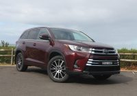 toyota kluger grande awd 2020 off road review carsguide Toyota Kluger Grande Review