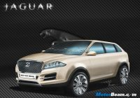 upcoming jaguar crossover rendered Jaguar Upcoming Cars In