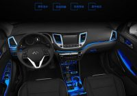 us 86 14 offcar styling modified accessories for hyundai tucson 2020 2020 2020 2020 car dashboard modified accessories in chromium styling from Hyundai Tucson Accessories