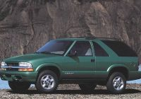 used 1998 chevrolet blazer mpg gas mileage data edmunds Chevrolet Blazer Gas Mileage