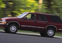 used 1999 chevrolet blazer mpg gas mileage data edmunds Chevrolet Blazer Gas Mileage