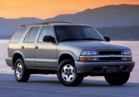 used 2003 chevrolet blazer mpg gas mileage data edmunds Chevrolet Blazer Gas Mileage