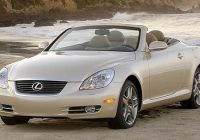 used 2009 lexus sc 430 convertible pricing for sale edmunds Lexus Hardtop Convertible