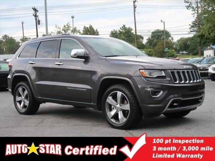 Permalink to Jeep Grand Cherokee Overland