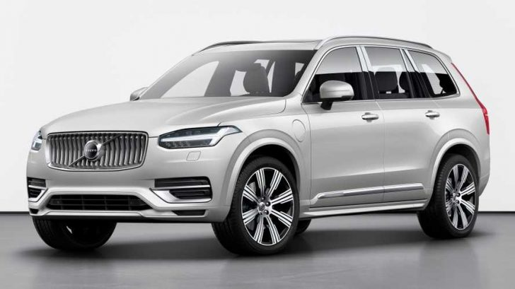 Permalink to Volvo Xc90 Facelift 2020 Uk