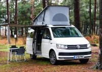 vw california 2020 entry level beach campervan gains fold Volkswagen California 2020