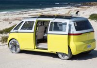 vw electric microbus will be made in germany from 2022 Volkswagen Electric Bus