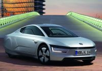 vw xl1 diesel hybrid production car to reach 261 mpg Volkswagen Hybrid Cars