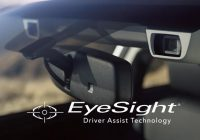 watch now subaru eyesight blind spot detection with lane Subaru Blind Spot Detection