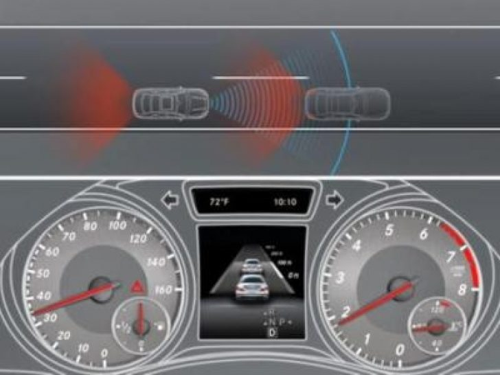 Permalink to Mercedes Driver Assistance Package