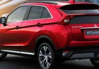 whats new for the 2020 mitsubishi eclipse cross Mitsubishi Eclipse Cross Phev
