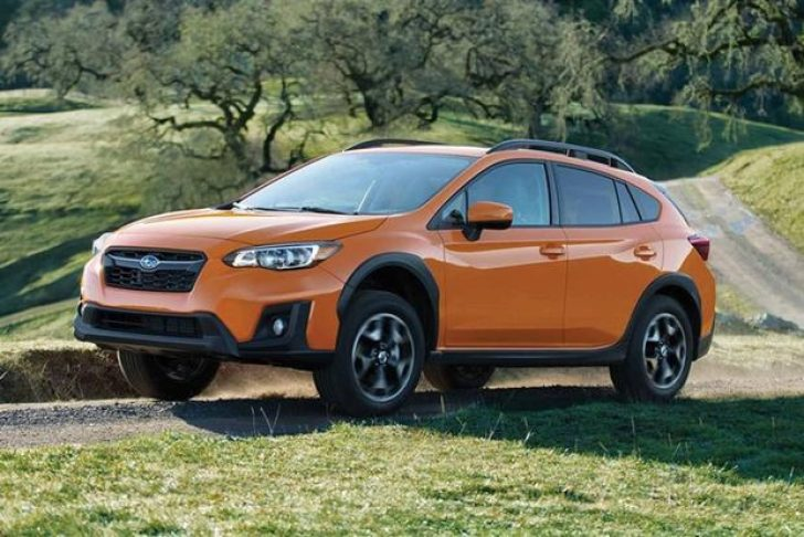 Permalink to Subaru Crosstrek Turbo