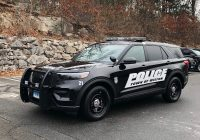 wilton police among first in ct to purchase new ford police Ford Utility Police Interceptor