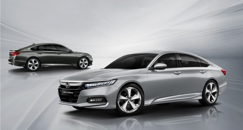Honda Accord Indonesia