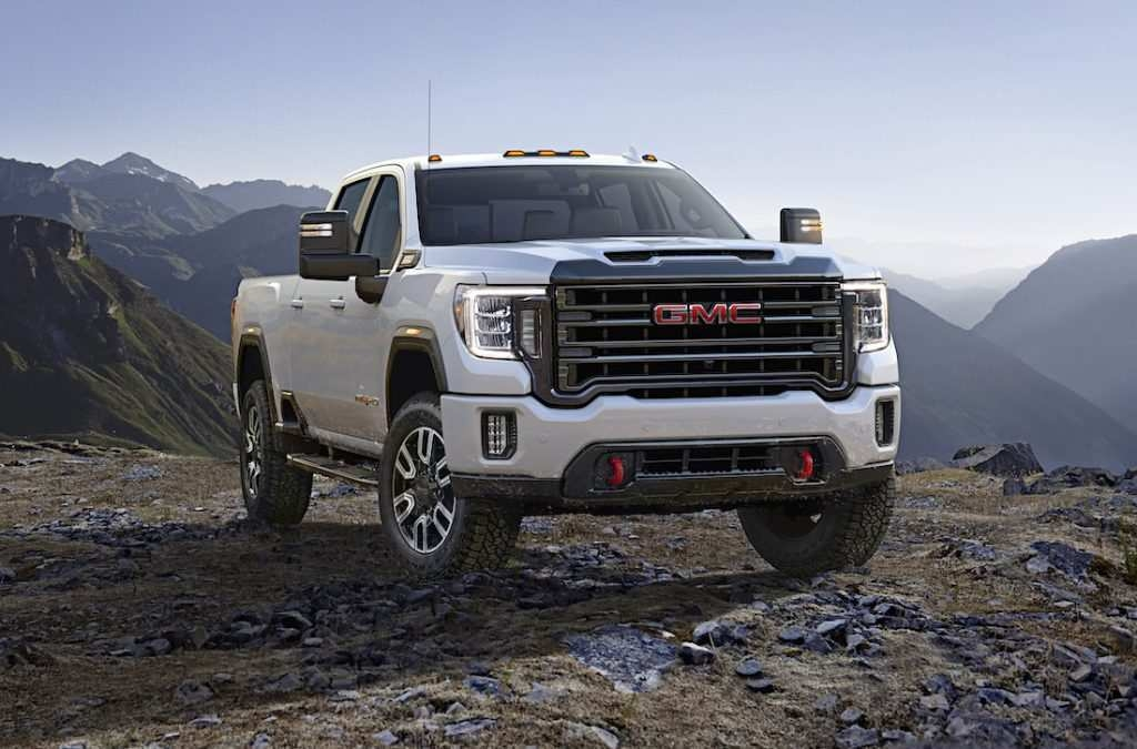 17 new 2020 gmc sierra 2500hd gas engine review and release Gmc Sierra 2500 Gas Engine