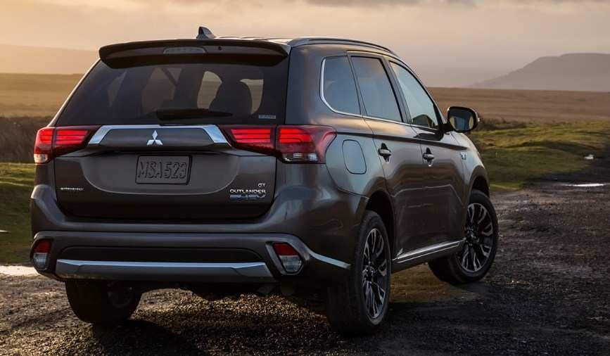 19 the best 2020 mitsubishi outlander phev usa release car Mitsubishi Outlander Phev Usa