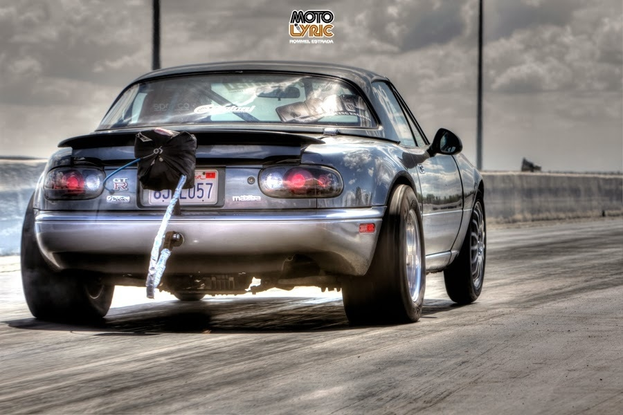 1990 mazda miata mx5 roadster 14 mile drag racing timeslip Mazda Miata Quarter Mile