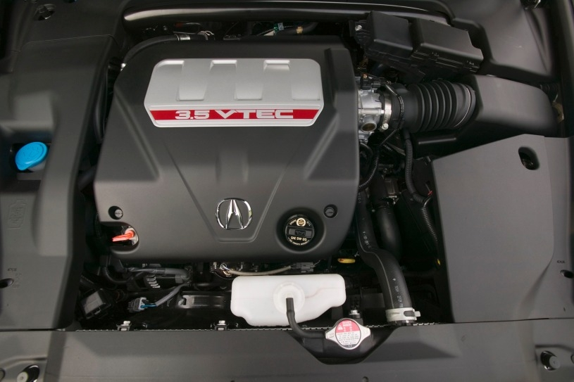 Acura Tlx Type S Engine