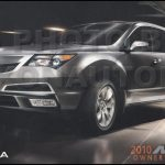 2010 acura mdx owners manual original Acura Owners Manual Mdx