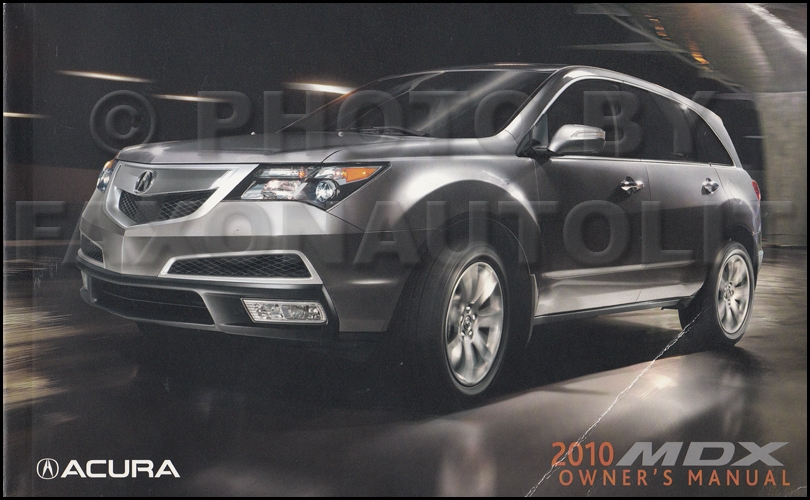 2020 acura mdx owners manual original Acura Owners Manual Mdx